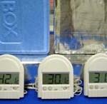 実験モデルによる遮熱テスト